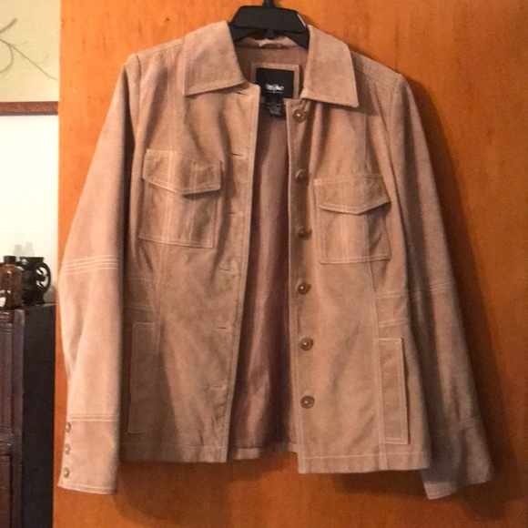 Mossimo Supply Co. Jackets & Blazers - Target Mossimo suede leather jacket